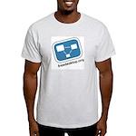 Freedesktop Ash Grey T-Shirt