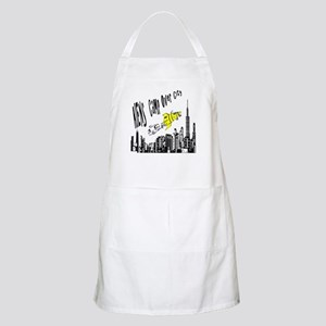 Alien CAmpers BBQ Apron