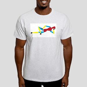 Colorful Mannequin T-Shirt