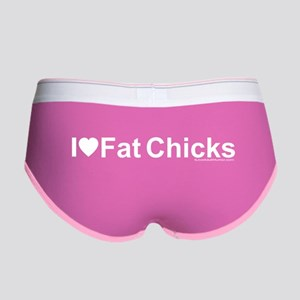Fat Chicks Women's Boy Brief