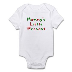 Mommy's Little Present Infant Bodysuit