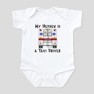 Taxi Driver Nephew Infant Bodysuit