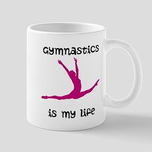 Gymnastics is My Life Mug