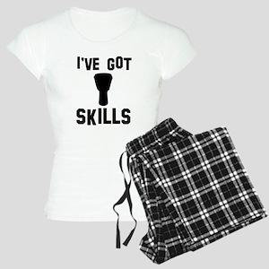 Djembe Designs Women's Light Pajamas