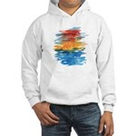 Atom Sea #21 Hooded Sweatshirt