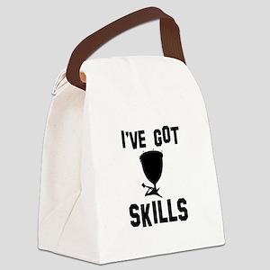 Timpani Designs Canvas Lunch Bag