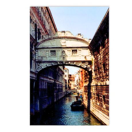 Bridge of Sighs Postcards (Package of 8)