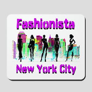 NYC FASHION Mousepad