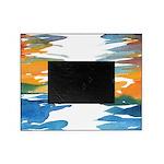 Atom Sea #21 Picture Frame [horizontal]
