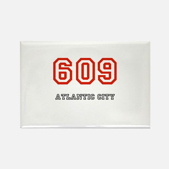 609 Rectangle Magnet