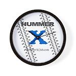Hummer X Club Wall Clock