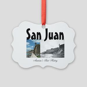 ABH San Juan Picture Ornament