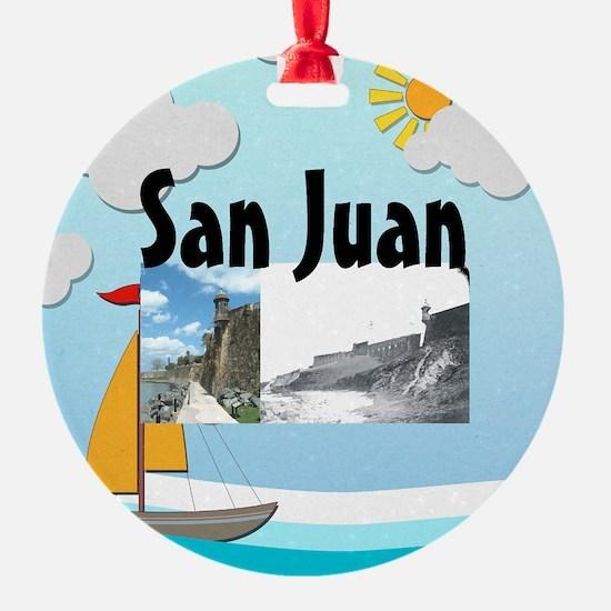 ABH San Juan Ornament