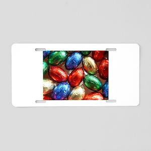 Easter Aluminum License Plate