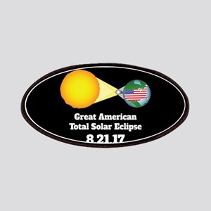 Solar Eclipse Patch