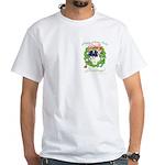 Buzz's Happy BC Holidays White T-Shirt P