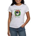 Buzz's Happy BC Holidays Women's T-Shirt