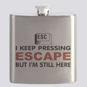 Escape Key Flask