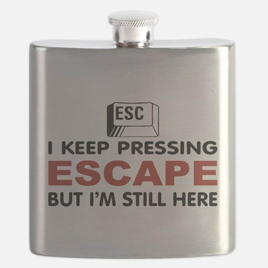 Escape Key Flask