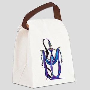 Yemaya Olokun Canvas Lunch Bag