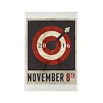November 8, 2016 Rectangle Magnet (10 pack)