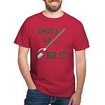 What's up Hoe !?! Dark T-Shirt