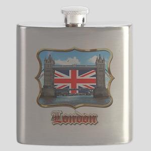 London -Tower Bridge Flask