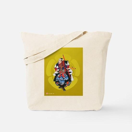 Tote Bag, Blossoming of Bushido II