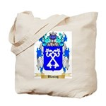 Blasing Tote Bag