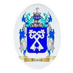 Blasiak Ornament (Oval)