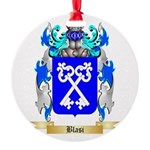 Blasi Round Ornament
