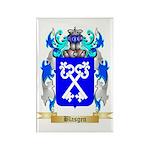 Blasgen Rectangle Magnet (100 pack)