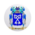 Blasgen Ornament (Round)