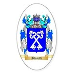 Blasetti Sticker (Oval 50 pk)