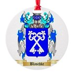 Blaschke Round Ornament