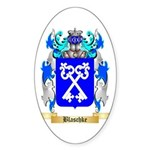 Blaschke Sticker (Oval 10 pk)