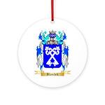 Blaschek Ornament (Round)