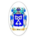 Blas Sticker (Oval 50 pk)