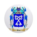 Blas Ornament (Round)