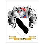 Blanton Small Poster