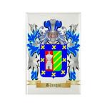 Blanqui Rectangle Magnet (100 pack)