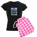 Blanquet Women's Dark Pajamas