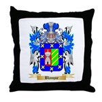 Blanque Throw Pillow