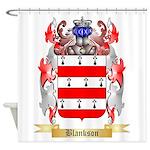 Blankson Shower Curtain