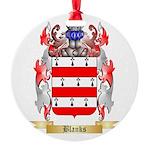 Blanks Round Ornament