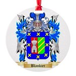 Blankier Round Ornament