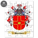 Blankhorn Puzzle