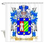 Blanker Shower Curtain