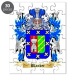 Blanker Puzzle