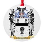 Blankenship Round Ornament